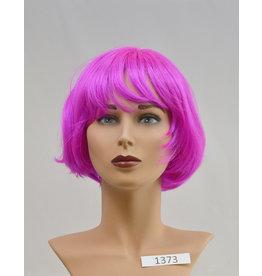Peels haarmode Hot pink