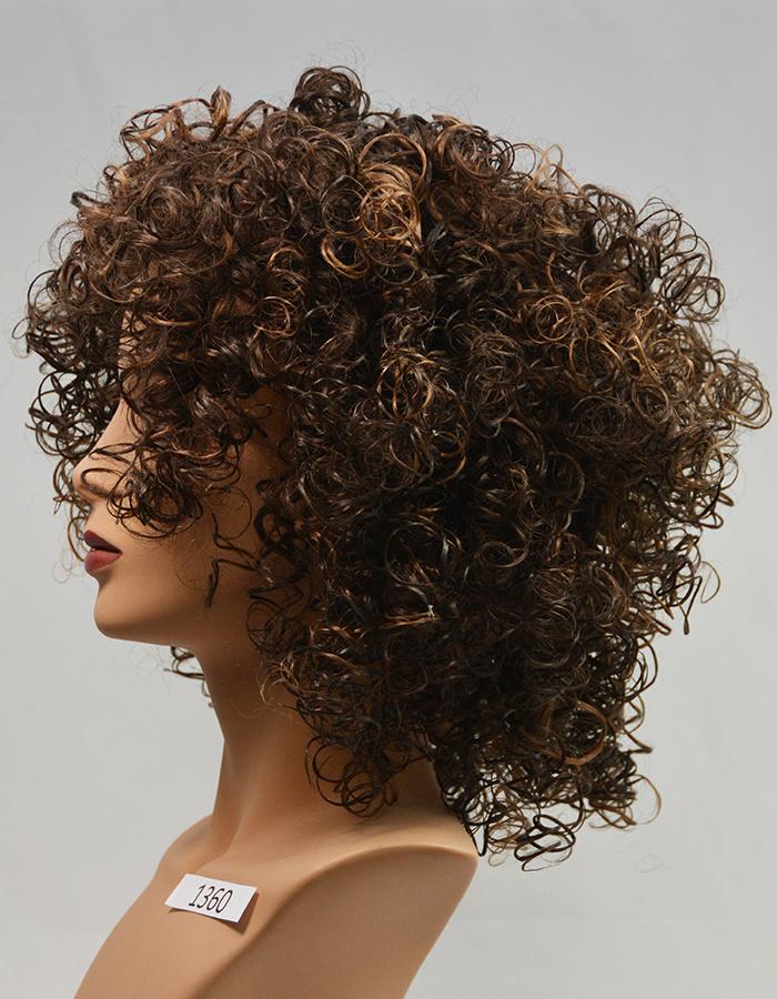 Peels haarmode Brown