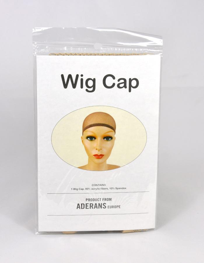 Peels haarmode Wigcap netting blond