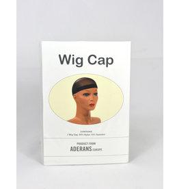 Peels haarmode Wigcap naturel bruin