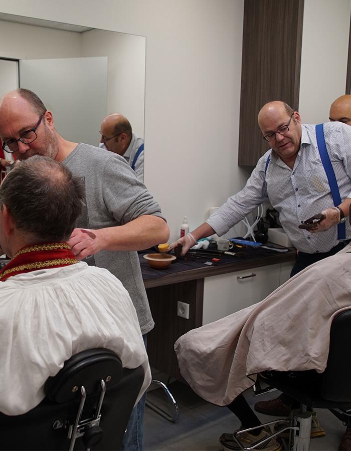 Workshop Sint en Piet grimeren