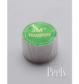 3M Transpore onder tape rol 2,75m 25mm