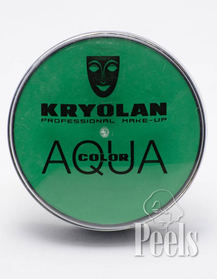 Kryolan Aquacolor 20ml - groen - kleurcode GR42
