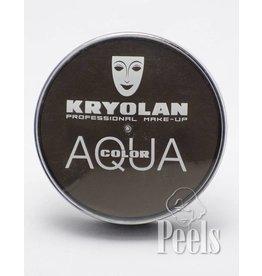 Kryolan Aquacolor 102 20ml - bruin