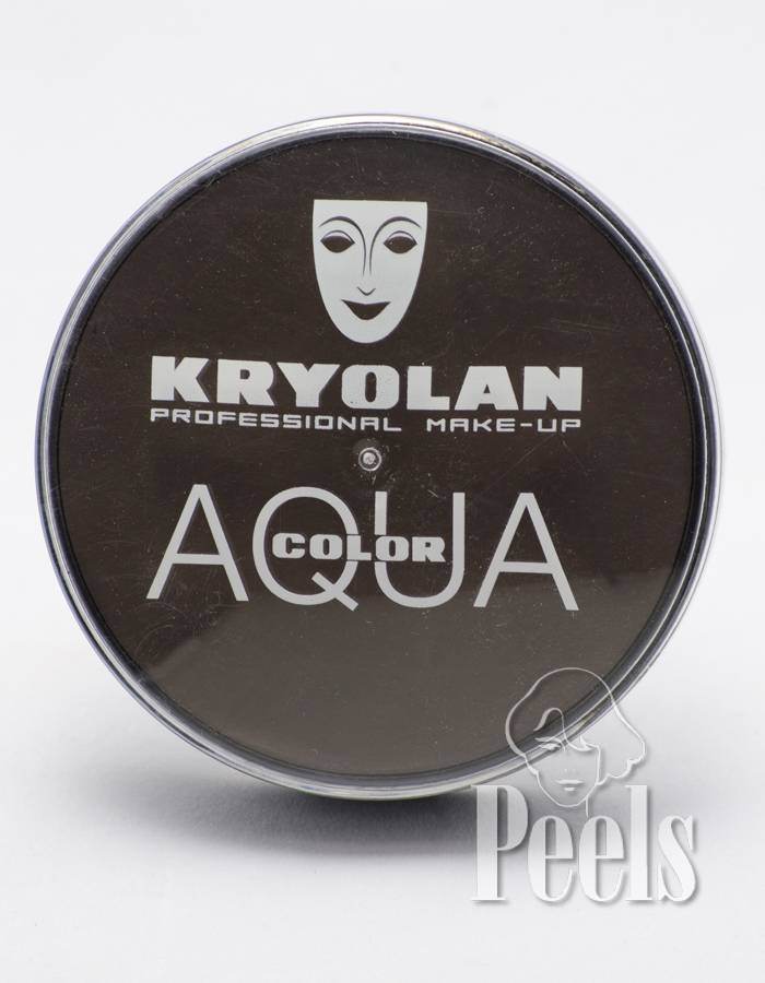 Kryolan Aquacolor 20ml - bruin - kleurcode 102