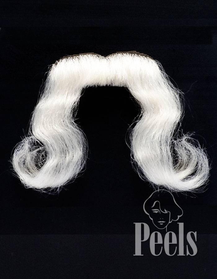 Peels haarmode Sinterklaassnor handgeknoopt en geknipt