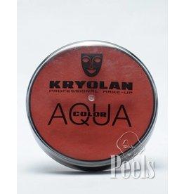 Kryolan Aquacolor 20ml - jong rood