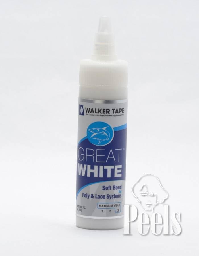 Walker tape Walker Tape Great White lijm voor permanente bevestiging 41ml