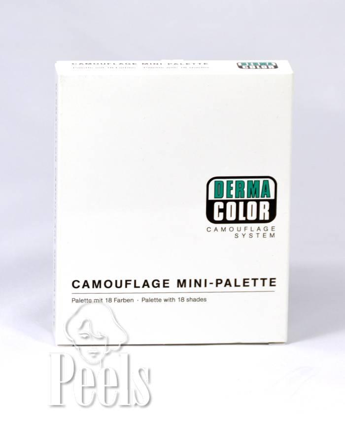 Dermacolor Dermacolor Camouflage mini palette