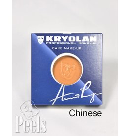 Kryolan Cake make-up Chinese