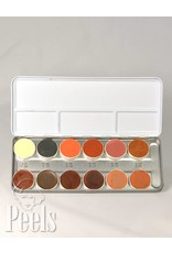 Dermacolor Dermacolor Camouflage Palette, Kleur B