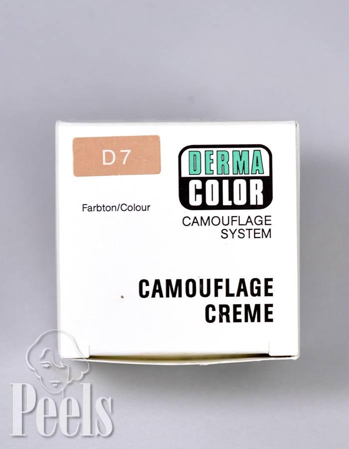 Dermacolor Dermacolor Camouflage Creme, Kleur D7