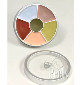 Kryolan Cream color circle, Death