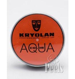 Kryolan Aquacolor 20ml - oranje