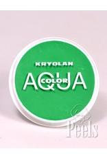 Kryolan Aquacolor 15ml - groen - kleurcode GR42