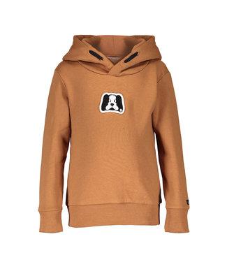 Frankie & Friends Meisjes winter hoodie - Alpaca - 15 TAN