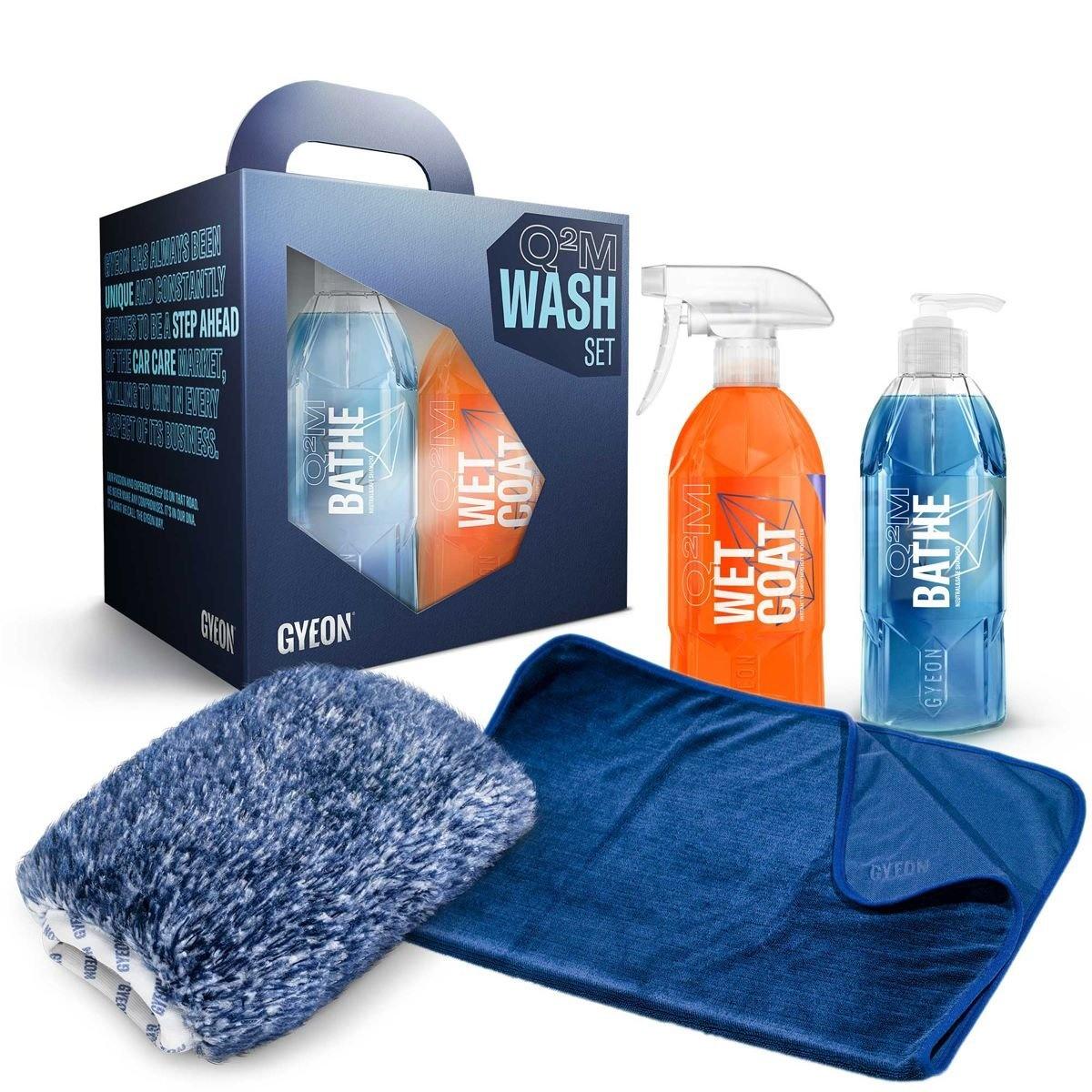 Gyeon Bundel Set Wash en Protect