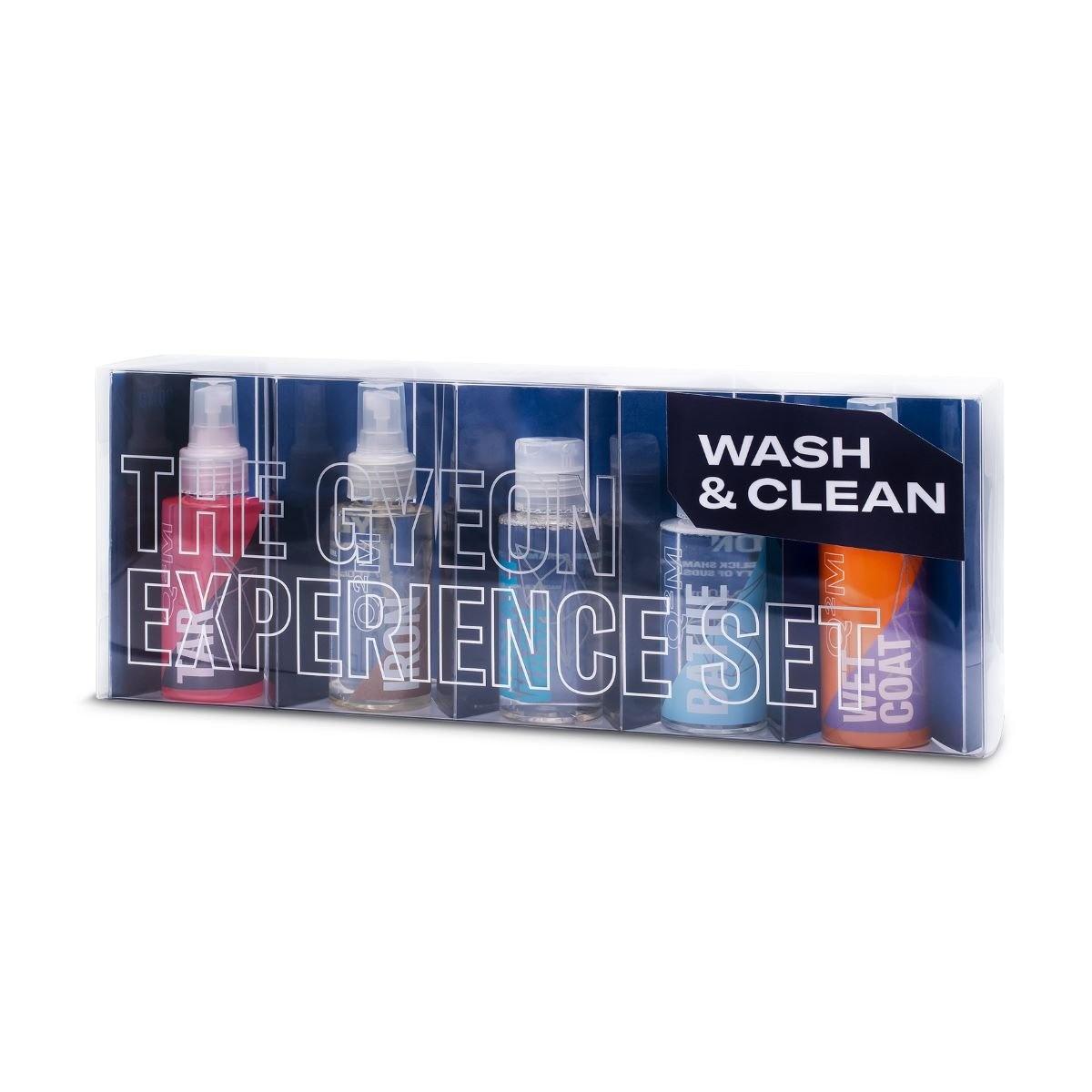 Gyeon Gyeon Wash&Clean Set