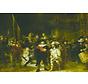 Plexiglas schilderij Nachtwacht