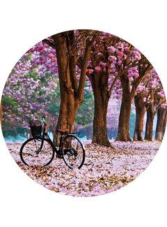 Plexiglas schilderij bomen