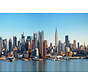 Plexiglas schilderij New York Skyline
