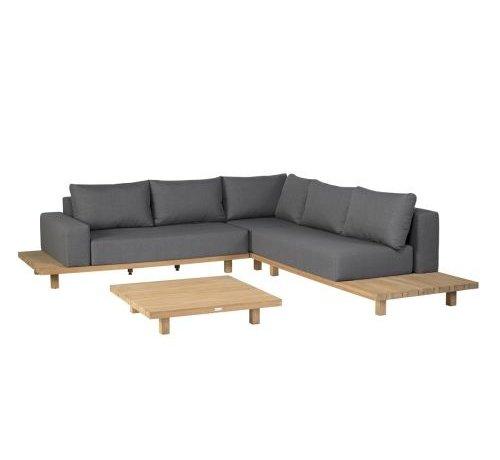 Exotan Paradiso Lounge set Teak
