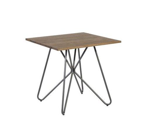 Exotan Slimm vierkante tafel