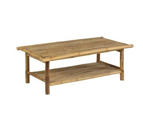 Exotan Bamboo koffie tafel