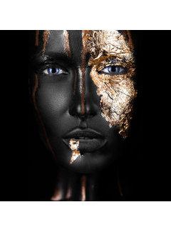 Wandkraft Noir Gold