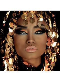 Wandkraft Queen of Gold