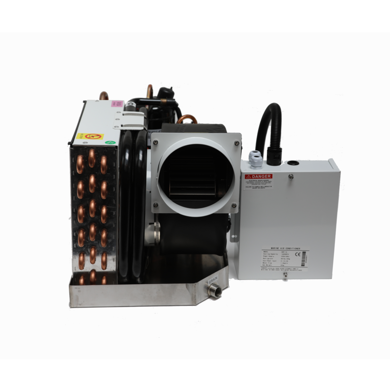 TCF Marine Boot airconditioner (self contained) 10.000 BTU