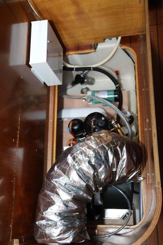 TCF Marine TCF Marine acondicionador de aire para barcos (autónomo) 16.000 BTU