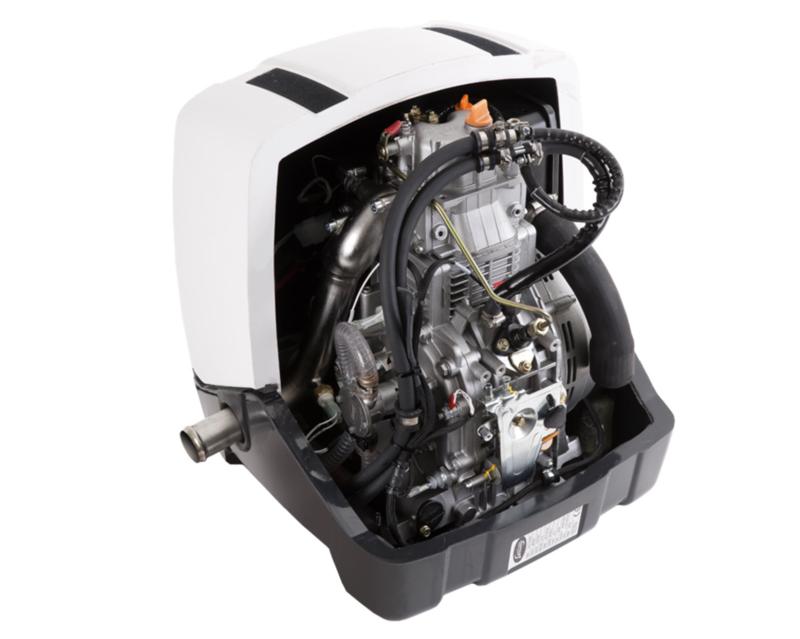 Whisperpower Marine generator Piccolo 5