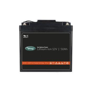 Whisperpower Ion Power Basic 12 V - 50 Ah