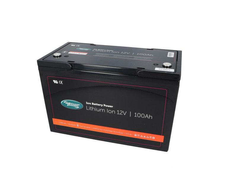 Whisperpower Ion Power Basic 12 V - 100 Ah