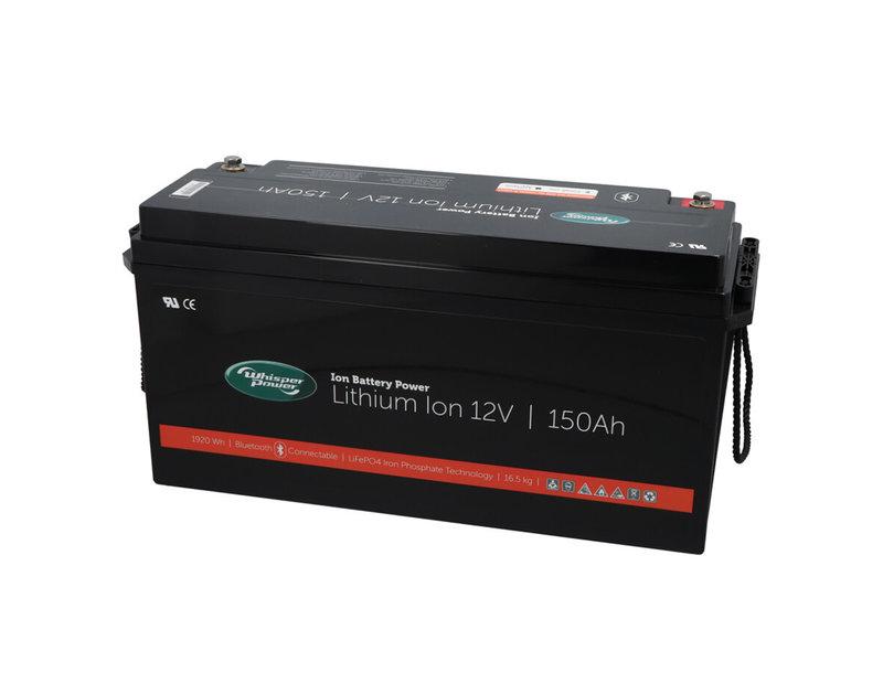 Whisperpower Ion Power Basic 12 V - 150 AH