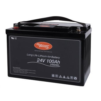 Whisperpower Ion Power Basic 24 V - 100 Ah