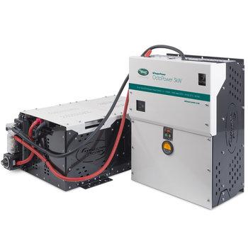 Whisperpower OctoPower 3 kW - Alles in 1 energie systeem