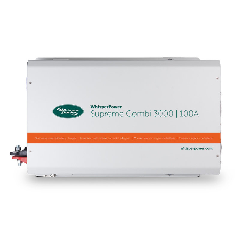Whisperpower WP Supreme Combi 12 V / 3000 W -100 A