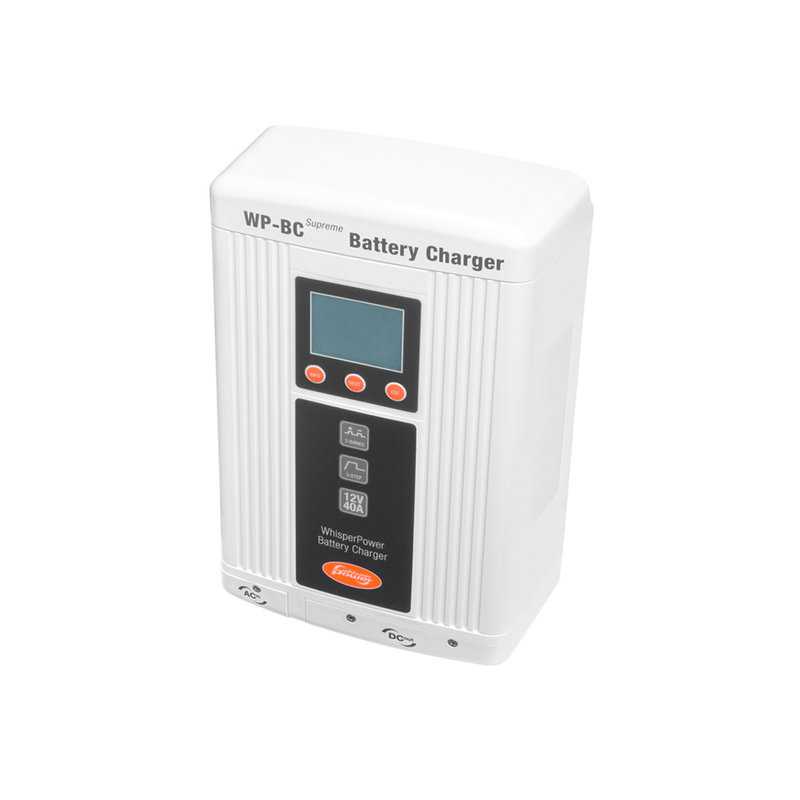 Whisperpower WP-BC Supreme 12 V - 40 A Cargadores de bateria