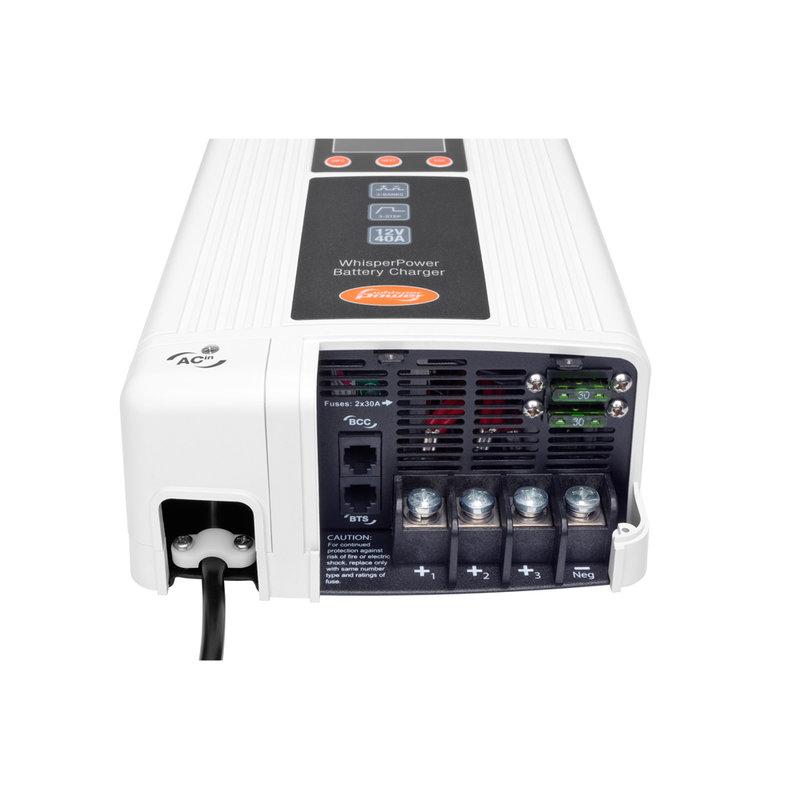Whisperpower WP-BC Supreme 12 V - 60 A Cargadores de bateria
