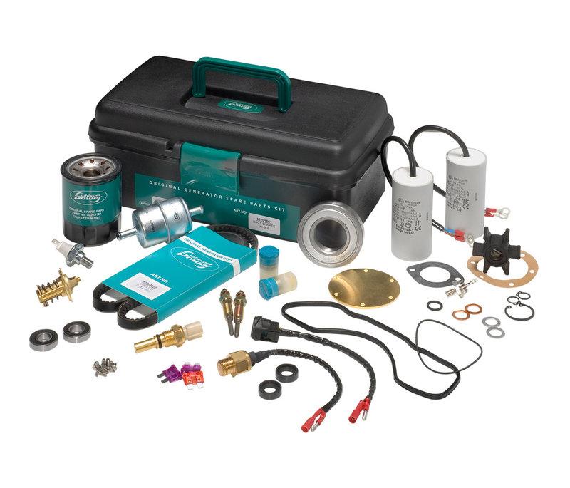 Whisperpower Piezas de mantenimiento del kit B