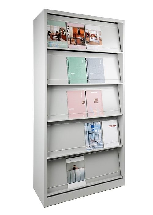 Boekenkast / Tijdschriftkast