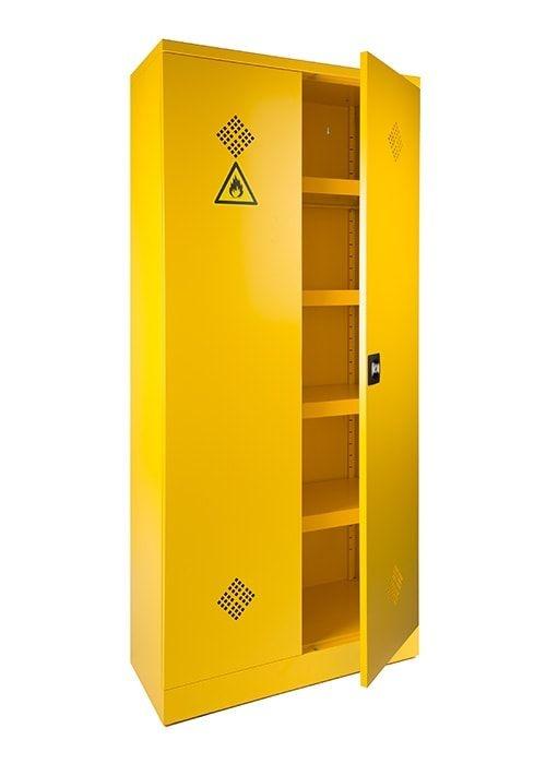 Veiligheidskast / Chemicaliënkast / Chemiekast / Milieukast / Brandwerende F90 Labsaver / PGS15 Kast