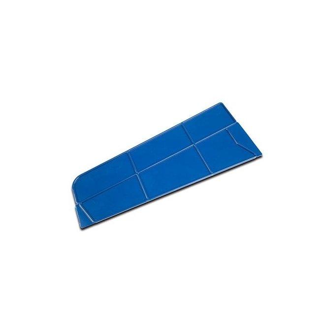 Doos 12 stuks Vakverdeler 30 cm Voor Vakkenkast AMPSC