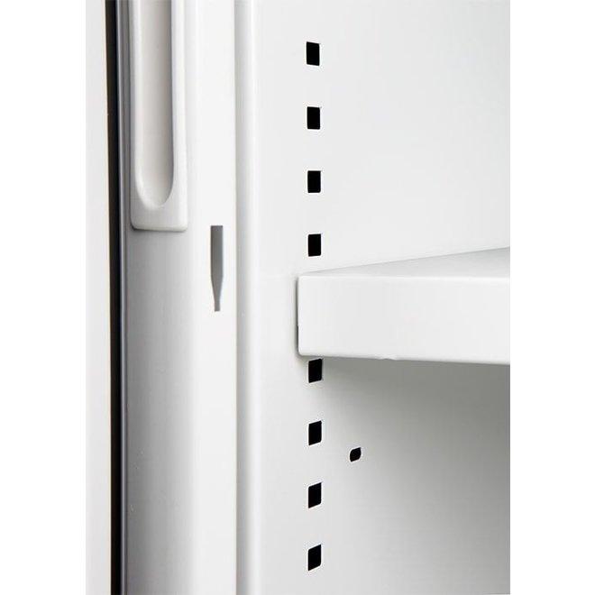 Roldeurkast APRO.135x120x43 cm