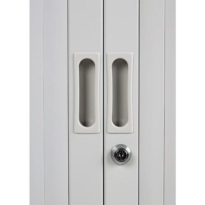 Roldeurkast APRO.105x120x43 cm