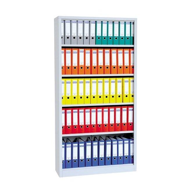 Open Boekenkast ABKC.195x92x42 cm