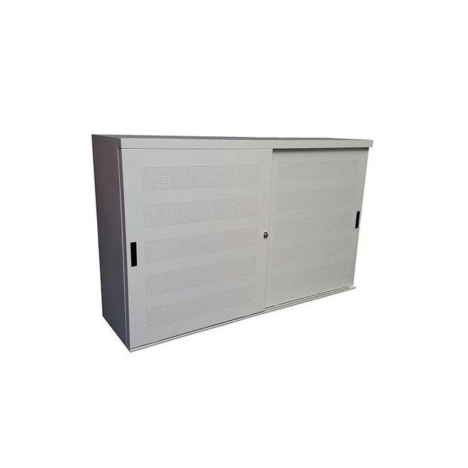 Moderne Schuifdeurkast ASCO.100x160x45 cm