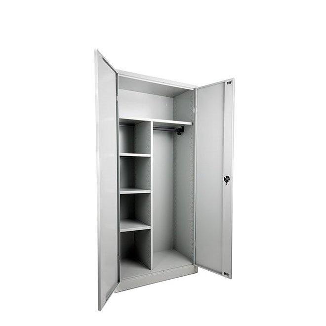 Garderobekast AUNC.180x80x50 cm